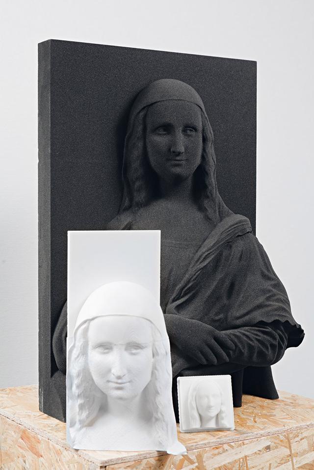мона лиза2