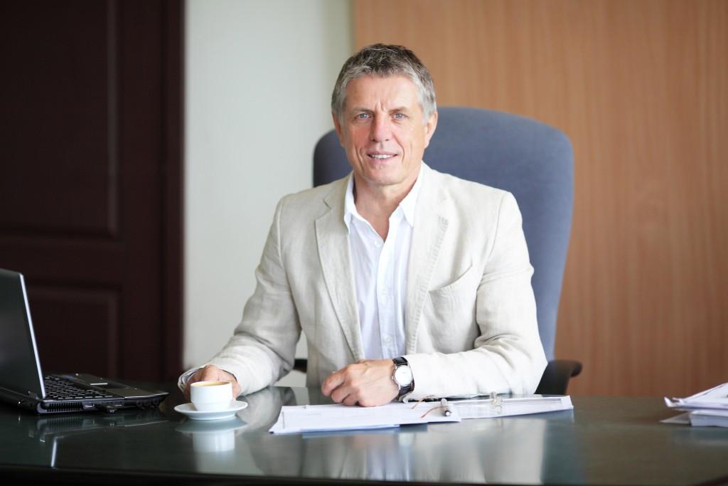 Президент Группы компаний «Фактор», Почетный консул Франции в Харькове, инициатор и учредитель Kharkiv BookFest