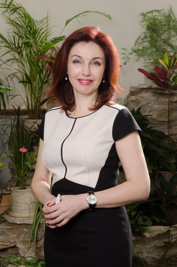 Юлия Орлова - генеральный директор издательства «Виват», соорганизатор Kharkiv BookFest