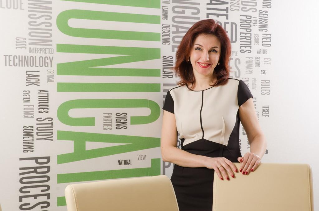 Юлия Орлова — генеральный директор издательства «Виват», соорганизатор Kharkiv BookFest