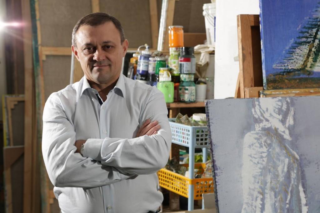 Константин Кожемяка