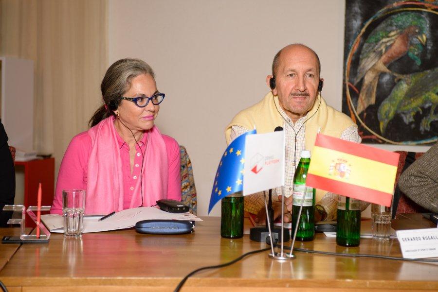 Посол Іспанії в Україні Жерардо Бугалло Оттоне