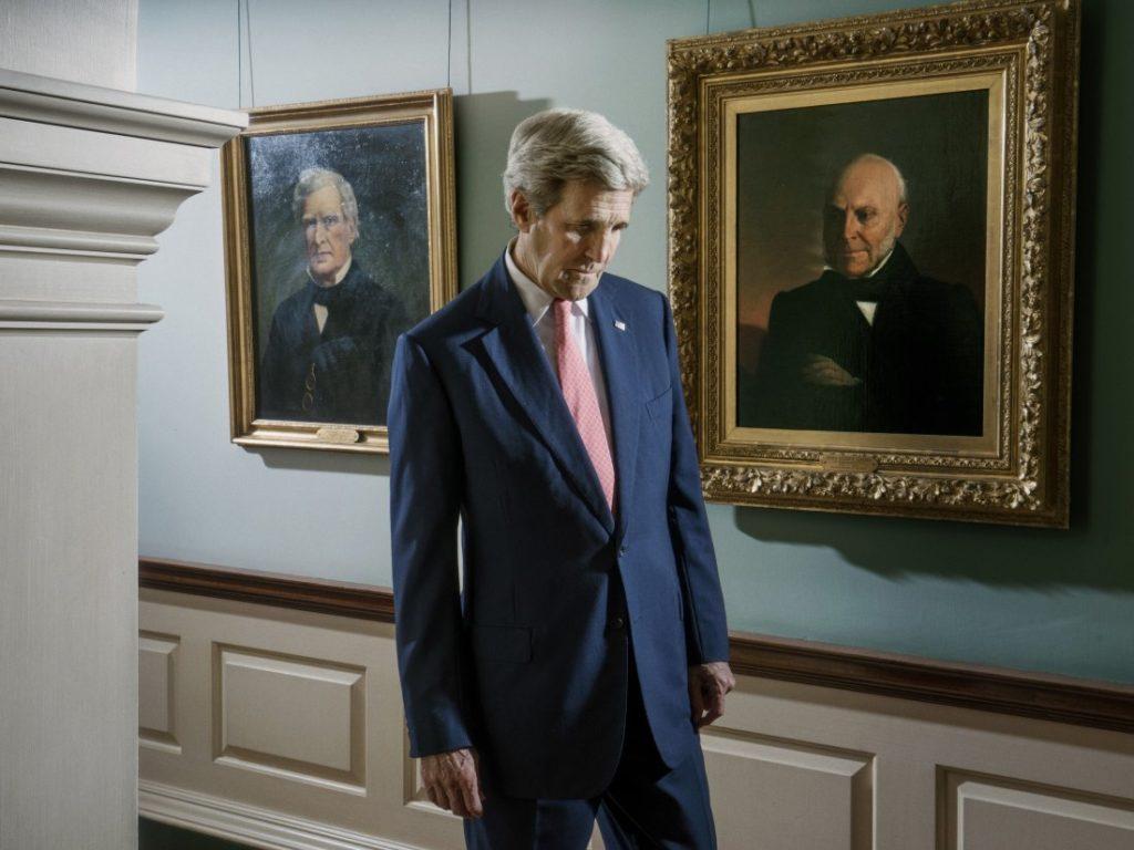 Джон Керри, госсекретарь США