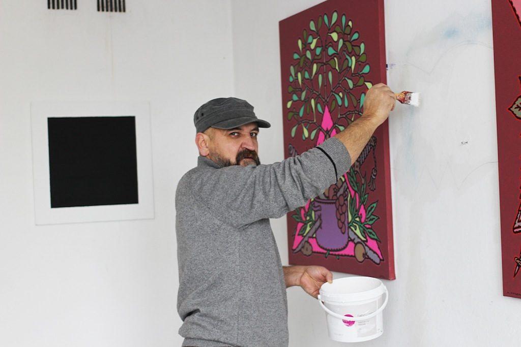 Первая украинско-польская образовательная программа BIRUCHIY Art School