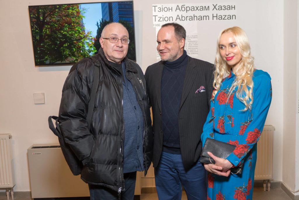 Матвей Гонопольский, Альберт Фельдман, Наталия Шпитковская