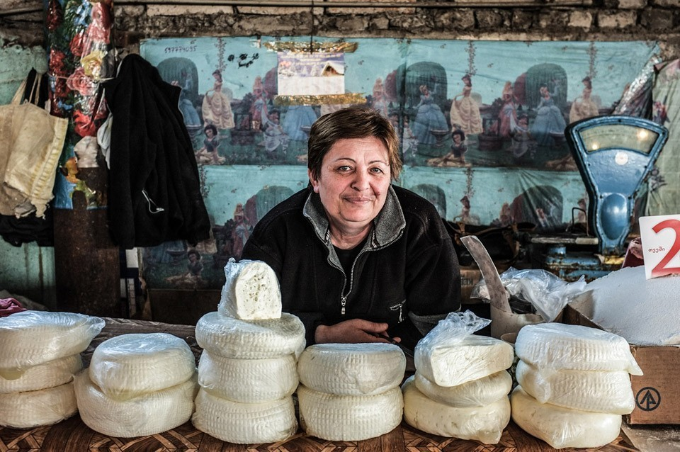 рынок_грузия