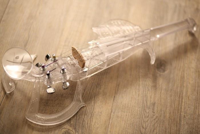 3D скрипка