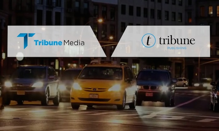 Tribune-publishing