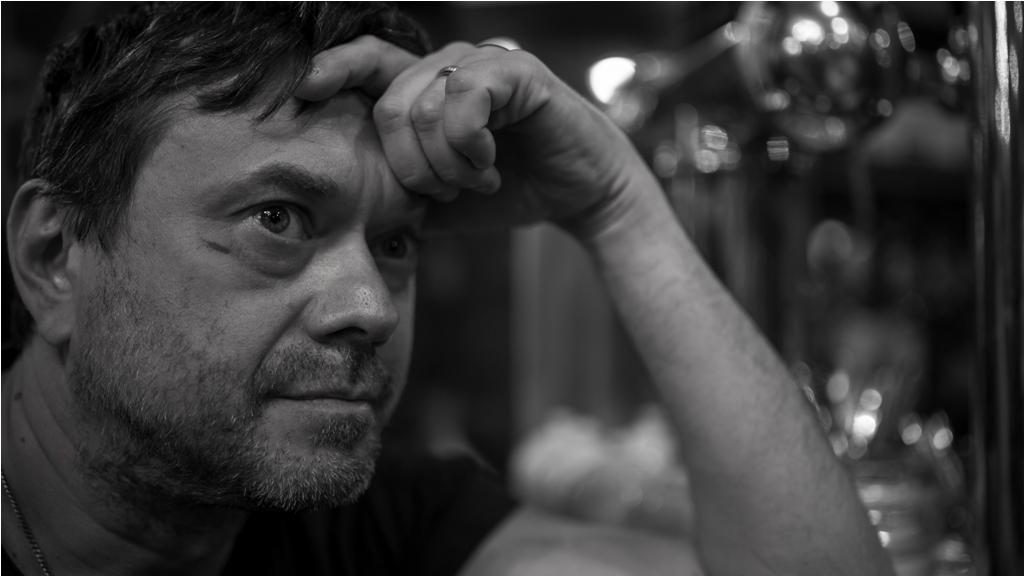 Остап Ступка у головній ролі четвертої частини фільму XAU by Giorgio Cugno