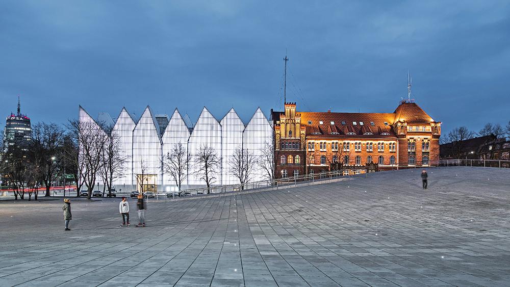 Национальный музей в Щецине (Польша). Роберт Конечный. Courtesy of WAF