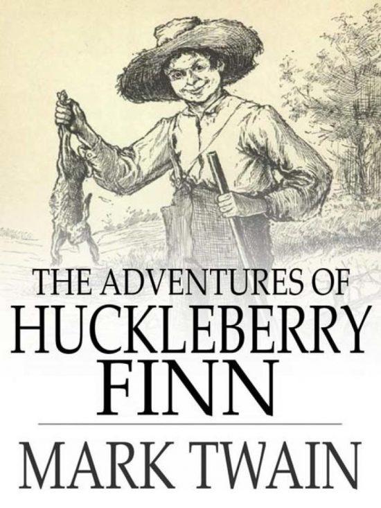 huckleberry finn character essay