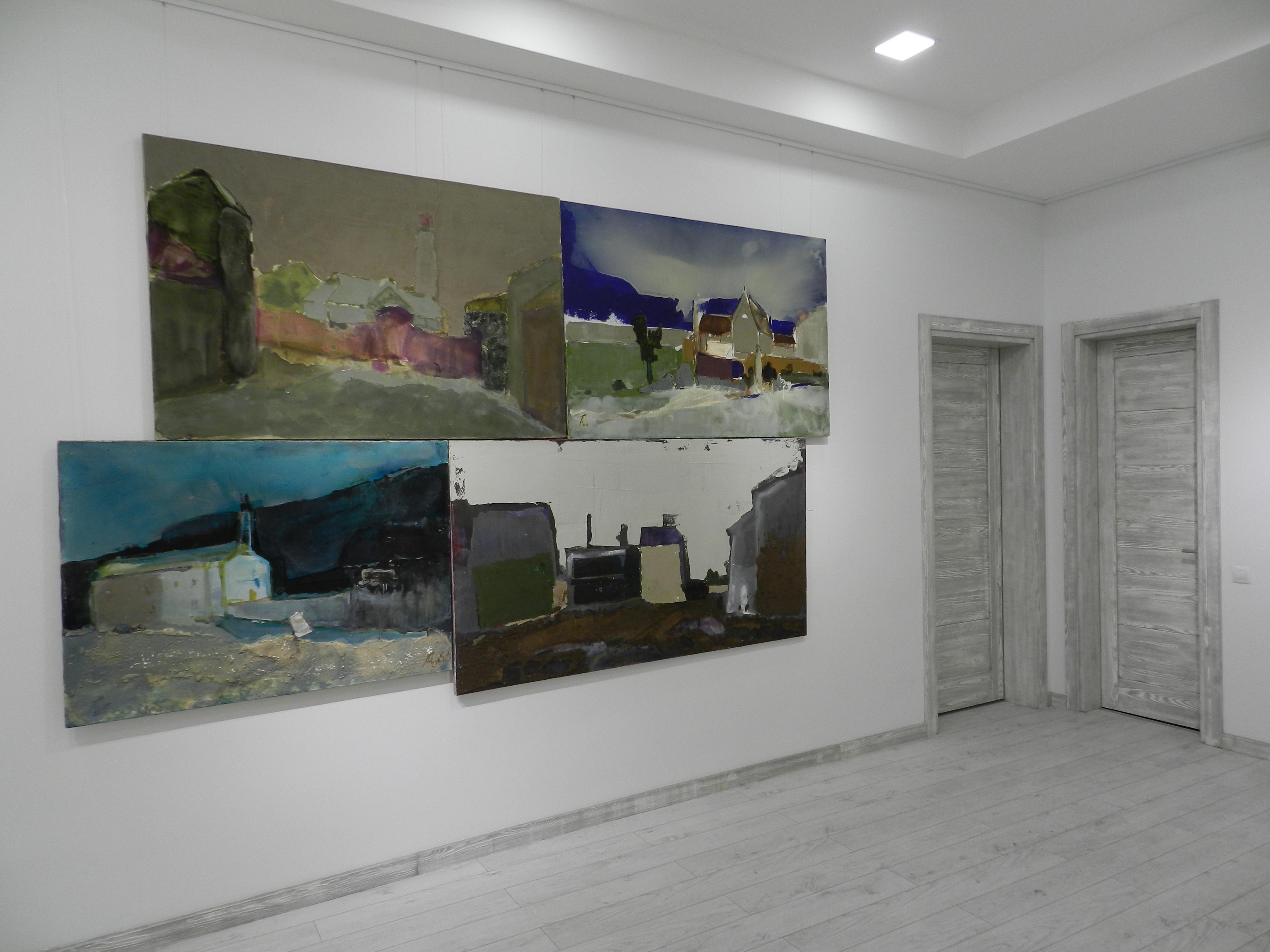 Колекція робіт: Петро Сметана «Міста, що зникають»