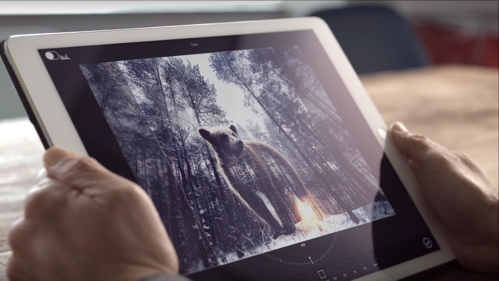 Новинки от компании Adobe для редактирования фотографий