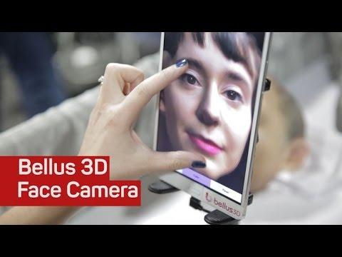 the Bellus 3D face camera