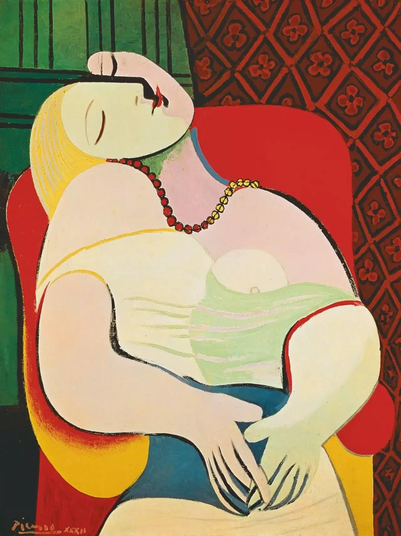 Влюбленный Пикассо в Тейт Модерн