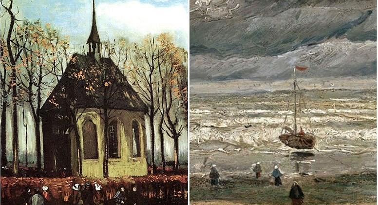 В Неаполе покажут картины Ван Гога, которые были украдены в 2002 году