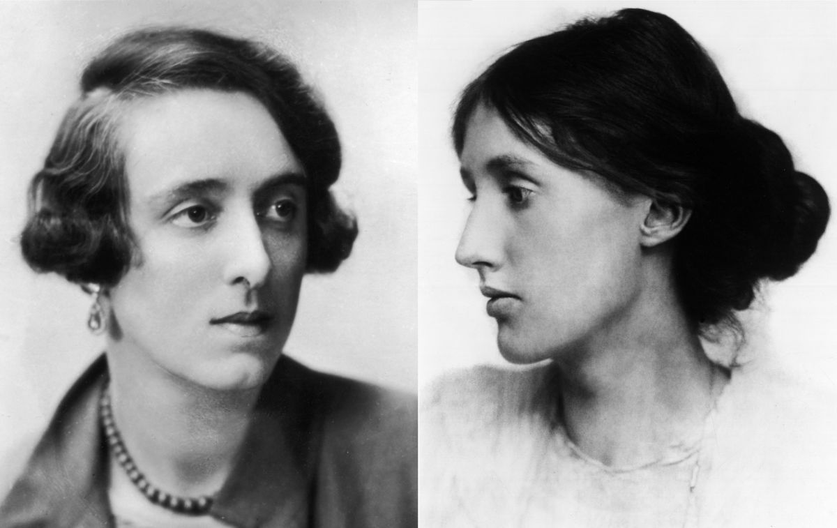 Virginia woolf the movies and reality