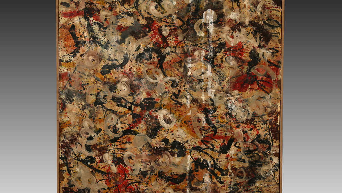 jackson_pollock_gouache_painting_-_photo_courtesy_of_j-_levine_auction_appraisal