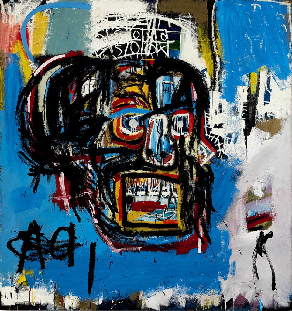 Jean-Michel Basquiat - ЂUntitledї†(ЂOhne Titelї