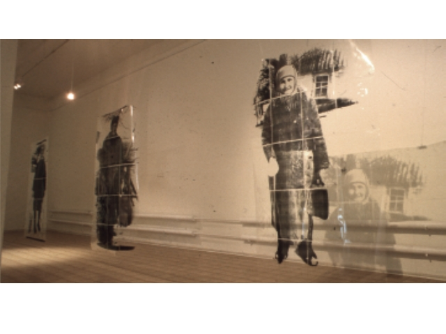 З проекту «Парсуна», інсталяція, 1998