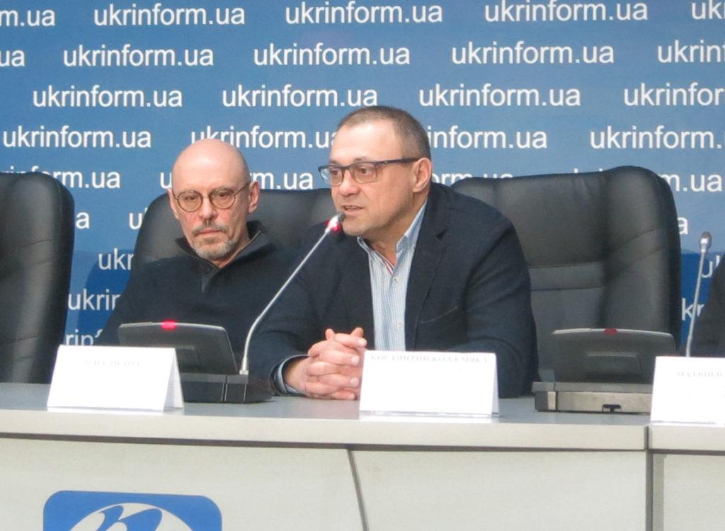 Константин Кожемяка, владелец издательства ArtHuss