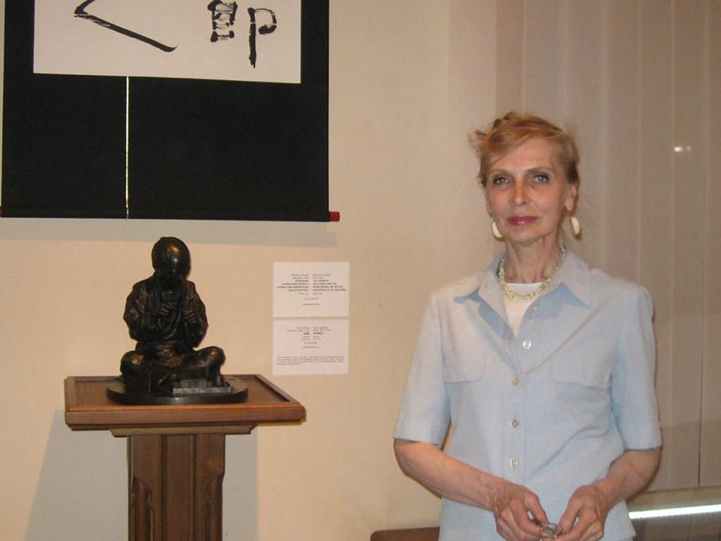 Заведующая отделом научно-экспозиционной и выставочной работы Митякина Елена Геннадьевна