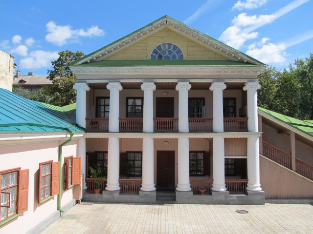 Музей української діаспори