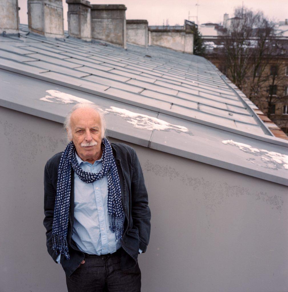 Професор Анджей Туровський – мистецтвознавець та критик мистецтва