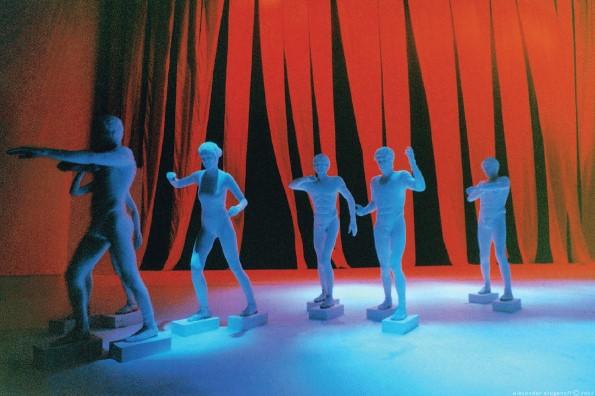 «ЕДІП», вистава, Одеса, 2003