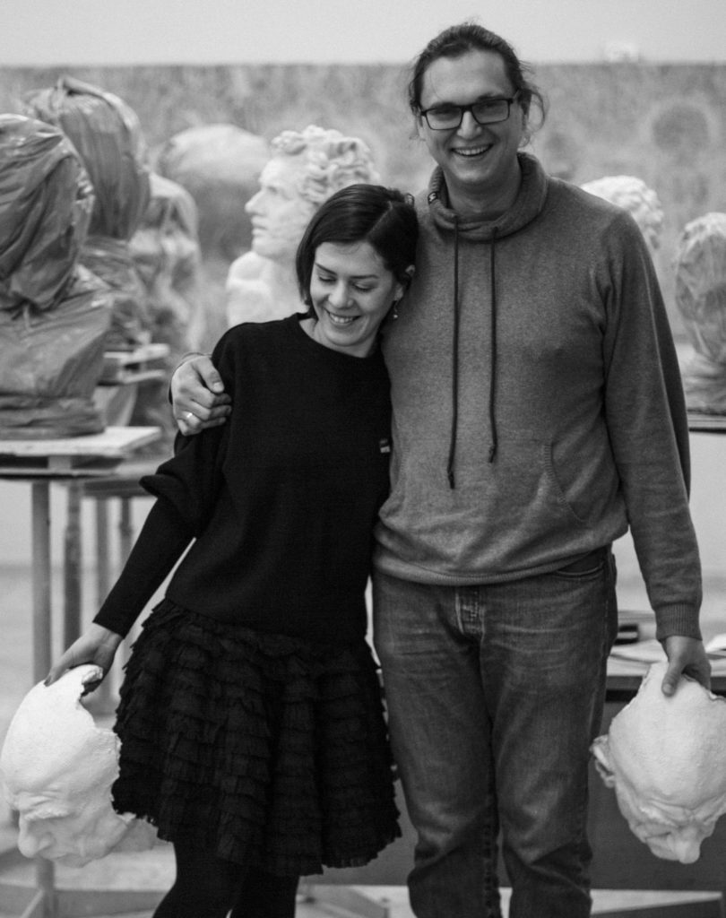 Катерина и Иван Пидгайные