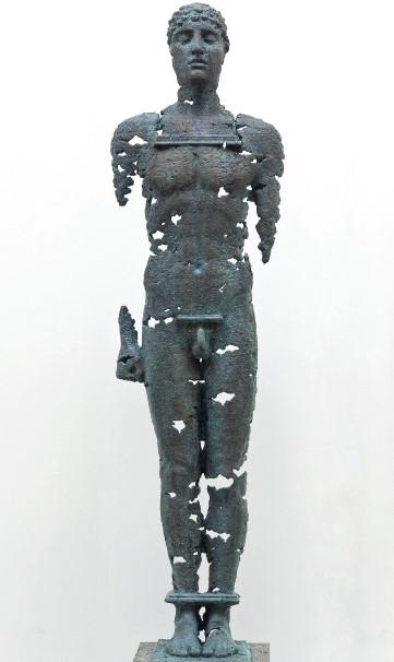 Колос, що пробуджується, бронза, h — 190 см, 2016