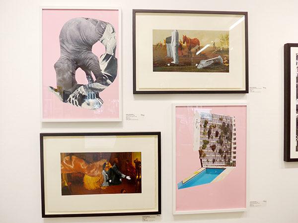 Weird Show. Curator James Springall