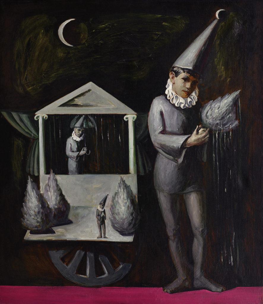 Руслан Кутняк «Ляльковий світ» (1991)