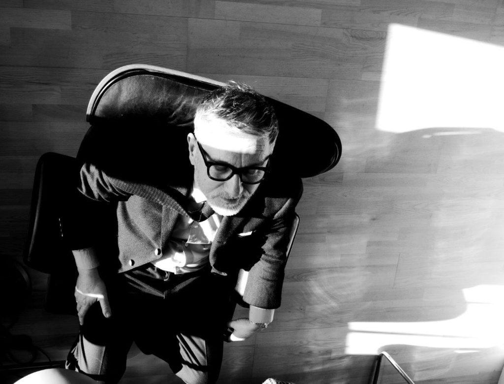 Сергей Святченко. Портрет авторства Олександри Святченко