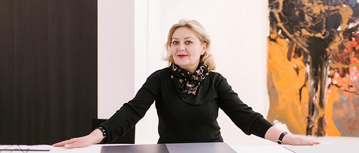 Галина Скляренко: «Моя аудитория – это вся читающая, думающая публика»