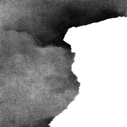 Анна Миронова, НА МЕЖІ, папір, олівець, рисунок, 100 х 100 см., 2015 р.