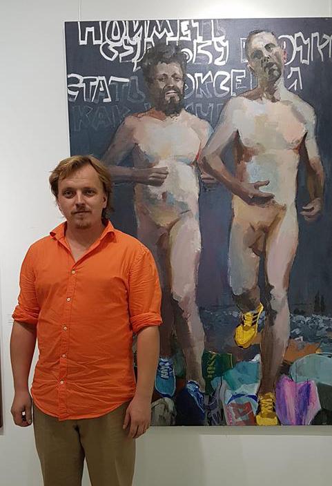 Егор Анцыгин