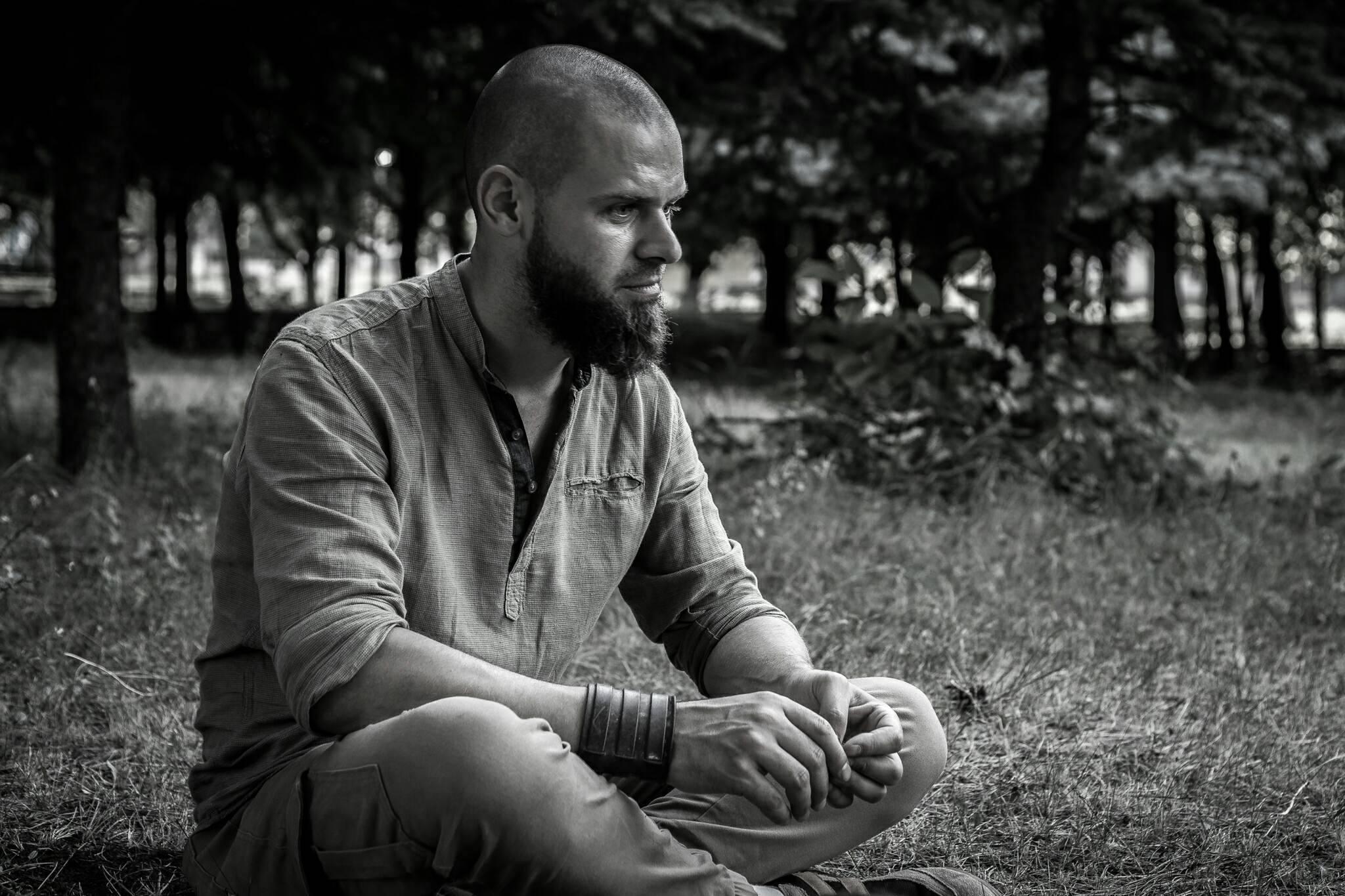 Константин Зоркин (фотограф Анастасия Рожинская)