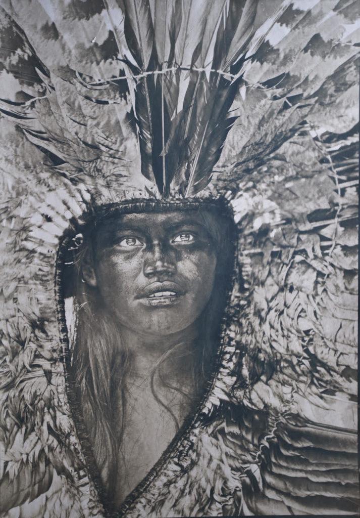 Выставка фото «Дух Яванава» в Национальном музее Тараса Шевченко