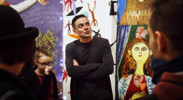 Микола Коломієць | Фото: Катя Макарова