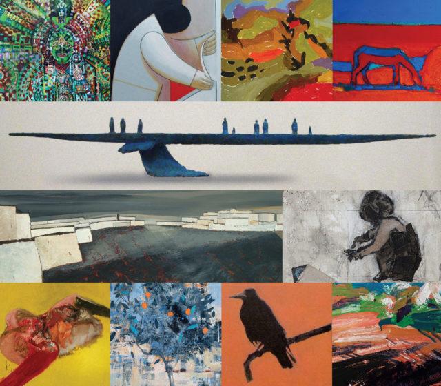 «ART BAZAR–2018» в галереї «Триптих АРТ»