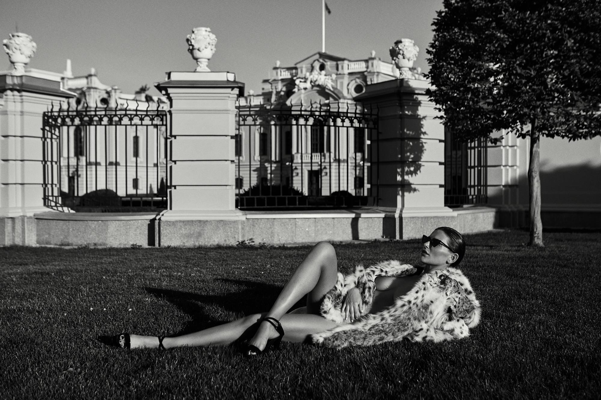 Виставка робіт Сержа Сердюкова в рамках Kyiv Photo Week