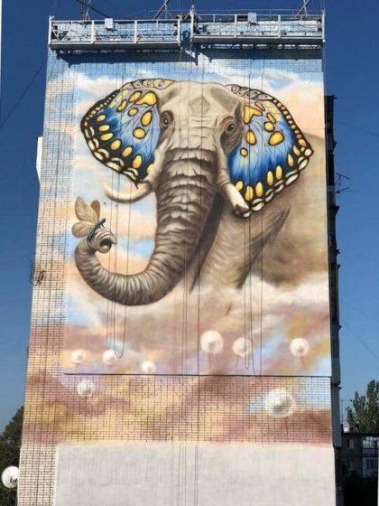 Від Чернівців до Запоріжжя: топ-5 муралів 2018 року
