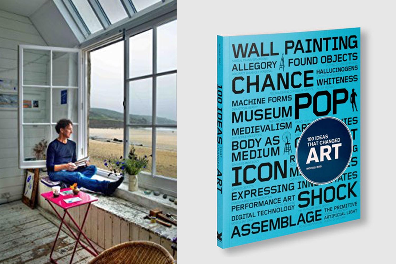 Книга Майкла Берда «100 ідей, що змінили мистецтво»