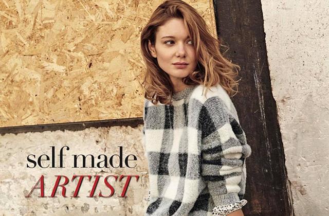 Украинская художница Юлия Моховикова попала в список топ-талантов по версии итальянского Glamour