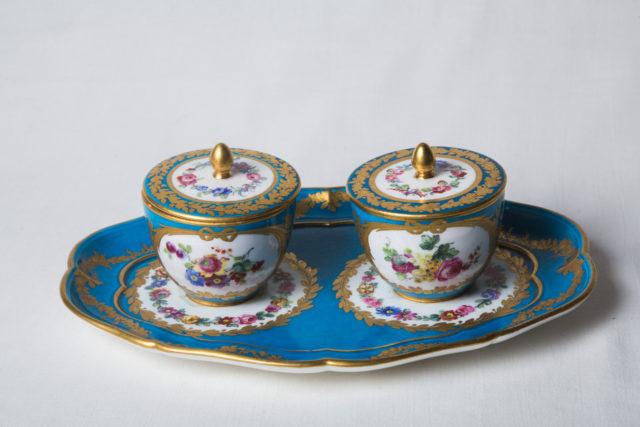 Традиції десефртного столу у творах мистецтва з колекції Музею Ханенків