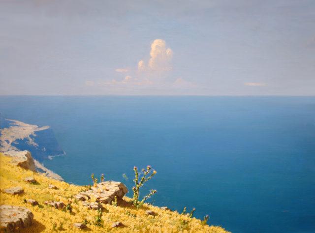 Архип Куинджи. Море, Крым. 1890-е