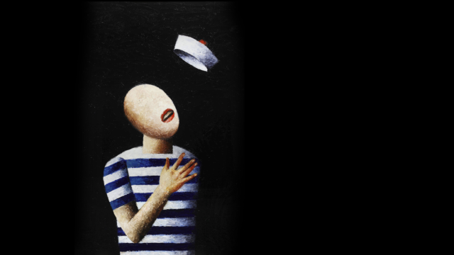 Персональна виставка Олександра Ройтбурда в Щербенко Арт Центрі