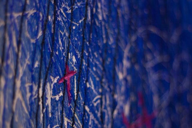 В галерее «Белый Свет» проходит выставка современного украинского левкаса