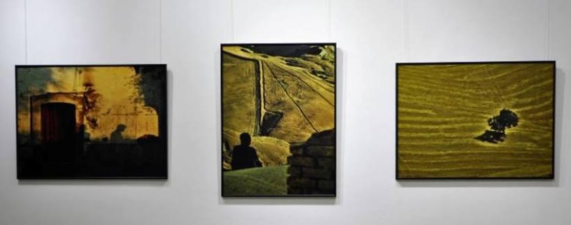 Фотографии из серии TERRA Элеоноры Тривиньо